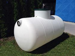 Rezervoare de plastic subterane Aquatec VFL