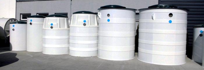Statii de epurare apa uzata Aquatec VFL - AT6-AT20