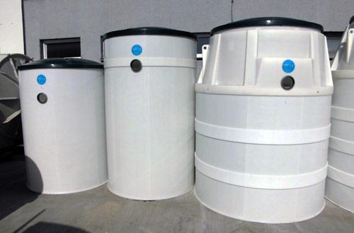 Statii de epurare apa uzata Aquatec VFL - AT6, AT8, AT10